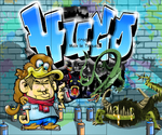 Graffiti tag prenom Hugo Graffiti tag prenom Hugo